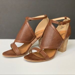 Bucca Capensis Handmade Brown Leather Sandals